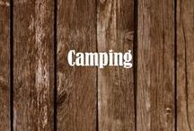 Camping / Practicing survival skills, cooking, building a shelter while creating great memories and adventures. |  www.MREdepot.com