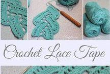 Crochet / Only portrait style pins on crochet please.