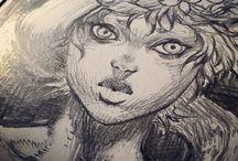 森の少女 / 新しい課題