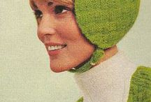 vintage crochet & knitting 4 / by Dominique M