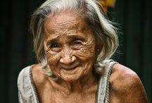 Mooie foto's van oudere mensen