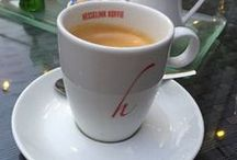 Koffie / Alle koffie, koffiekopjes, koffiemokken en koffieglazen die ik gedronken heb.