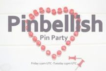 Pinbellish Features / Pinbellish: a pinning celebration  START: Fri 7am EST | Fri 11am UTC | Tue 7pm +8UTC   END: Tue 7am EST | Tuesday 11am UTC | Tue 7pm +8UTC