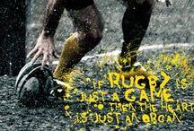Rugby / Sport -Football (rugby union) - origin Nov 1823 at Rugby School by William Webb Ellis (1807-72)