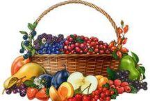 Gyümölcsök zöldségek / minden finomság