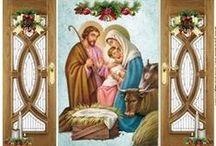 karácsony-Xmas / Minden kellék, ami kell egy jó karácsonyi kép szerkesztéséhez!