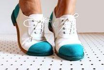 Cipők és táskák / gyönyörű női cipők és táskák