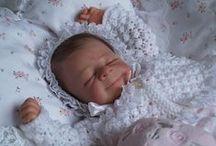 Marcipáb bébik és más babák / édes babák