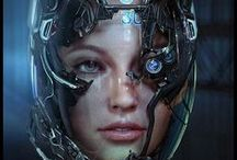 Sci - fi / Minden ami a science fiction világából való