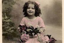 Régi gyerek képek / Szép képek a régi elmúlt időkből