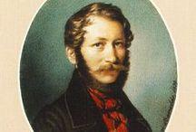 Barabás Miklós / Barabás Miklós (Márkusfalva, 1810. február 10. – Budapest, 1898. február 12.[1]) magyar festő. A magyar biedermeier festészet egyik legkiválóbb mestere, a Magyar Tudományos Akadémia levelező tagja.