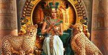 """Egyiptom / """"Üdv néked Nílus, ki a földből fakadsz és eljöttél, hogy tápláld Egyiptomot. Éltetőnk, gazdagítonk, minden jó teremtője."""" (Nílus üdvözlése himnusz)"""