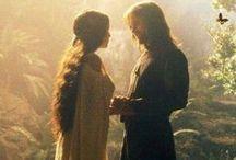 Gyűrűk ura - Lord of the rings / Egy Gyűrű mind fölött, Egy Gyűrű kegyetlen, Egy a sötétbe zár, bilincs az Egyetlen.