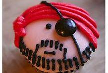 Pirate Cupcake Ideas