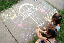 Parenting & Ideas for Kiddos
