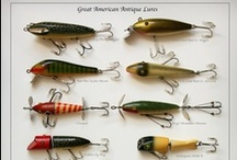Fishing Lures  / Get a kick out of fishing lures? Find great shots of freshwater, saltwater and fly fishing lures used by anglers