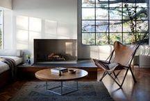 Design interieurs / Een uitgebalanceerd lijnenspel, strak vormgegeven design meubels en een stijlvolle uitstraling om verliefd op te worden: design! Laat je inspireren!