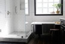 Badkamer inspiratie / Laat je inspireren door deze badkamer ideeën