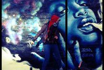 Zina Artist @illuzina / Zina Artist: Norwegian  Female Street Artist & illustrator based in London ( @illuzina 's Instagram photos)