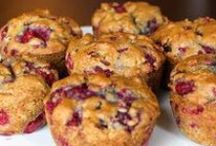 Recipes - Muffins / Love to make Muffins as a quick treat. Follow for delicious muffin recipe ideas - gluten and lactose free or easy to make that way :-)