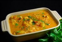 Recipes - Curry / Who doesn't like a good curry to warm up with. These curry recipes will hit the spot...