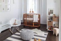 Kinderkamers / Haal het mooiste naar boven in de kinderkamer en geef jouw kleintje zijn of haar eigen droomwereld.