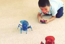 Gifts for Boys / HEXBUGs and other gift ideas for boys! / by HEXBUG