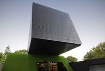 OCEANIAN architecture / outside star system