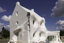 weird architecture! / pinning bizarre architecture ideas...