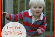 Tips for Reading With Children