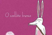 Top Ten Libros infantiles para Pre-lectores / Libros seleccionados polo Equipo de Biblioteca do CEIP Ponte dos Brozos