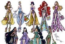 Disney Divas by Hayden Williams