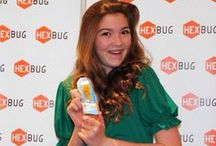 HEXBUG On-The-Go / See our staff at work and be apart of our events! / by HEXBUG
