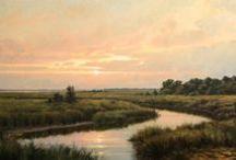 Frank Corso / Master Plein Air Landscape Painter