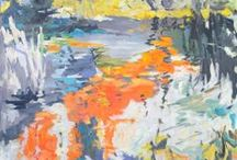 Transitional Art / Art that works with transitional design.