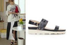 Kdrama Shoes / Shoes Seen on Korean Dramas! - Kdramastyle.com