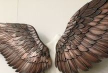 Sculptural Wings