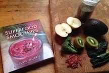 Nourishment / food, drink, repeat
