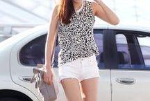 Korean Star Airport Fashion / Korean Stars Airport Fashion - Kdramastyle.com