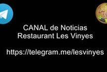 Promos de Les Vinyes / Promociones y Descuentos
