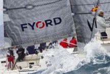 Fyord Sailing Team Temporada 2014 / Selección de las mejores imágenes de las regatas en las que ha participado nuestro X35 : Palmavela, Conde Godó, Trofeo SM La Reina - Campeonato Europeo de Cruceros y 33 Copa del Rey.