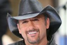 Tim McGraw / Tim McGraw / by Janet Brunsman