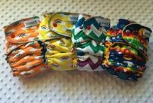 Beanpop Diapers / Bamboo Fitteds, WindPro Hybrids and Hidden PUL