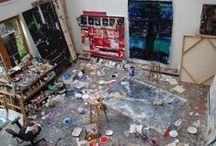 Interior Design - Art Room Studio