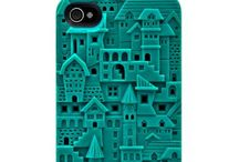 iPhone cases / by Isabella Valerie