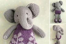Toys - Oh So Soft / Soft toys, hand made and adorable