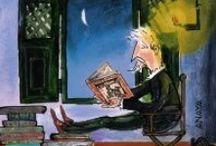 Don Quijote para niñ@s / Distintas adaptaciones de EL QUIJOTE contadas a los niños y niñas. Una gran novela llena de aventuras divertidas y maravillosas, de sueños y de magia, de enseñanzas y lecciones... El mejor libro al alcance de los pequeños.