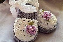 Baby crochet / Ideas para nuestros bebes o simplemente para un detalle o regalo