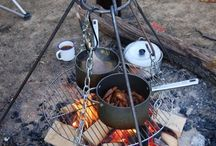 Camping / Cuisson
