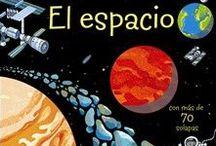 Lecturas para explorar el Universo